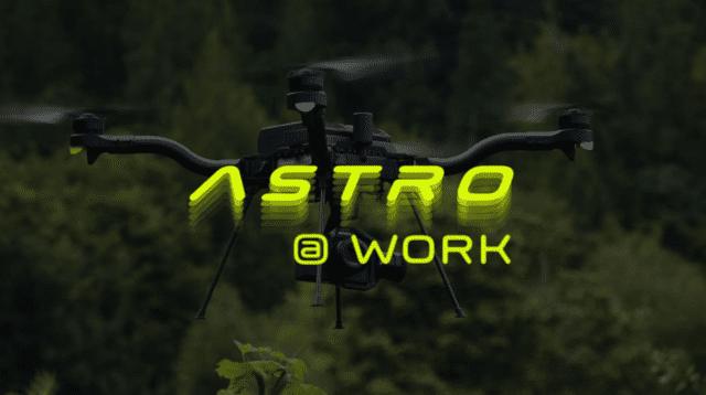 Freefly Astro, le nouveau drone de FS